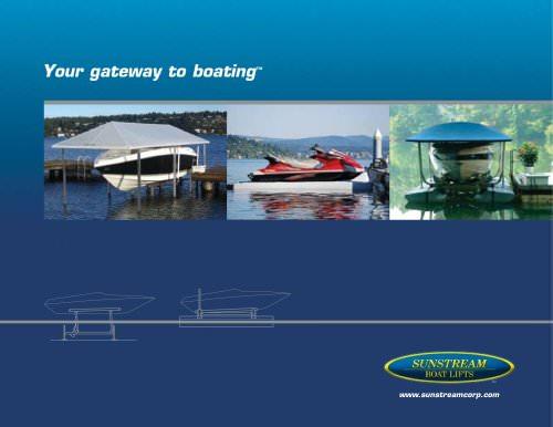 Sunstream Brochure 2009 (Metric)