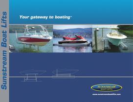 Sunstream Brochure 2011 (US Standard)