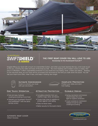 SwiftShield A-Series Sales Sheet