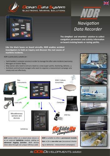 NDR Navigation Data Recorder