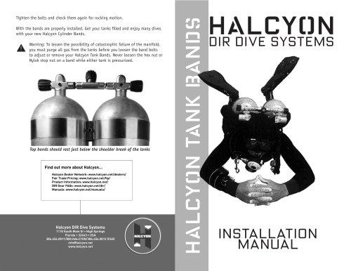 Halcyon tankbands
