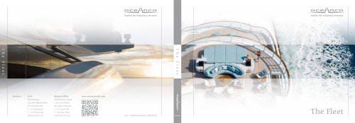 Oceanco Fleet - 15th Anniversary edition