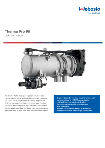 Thermo Pro 90
