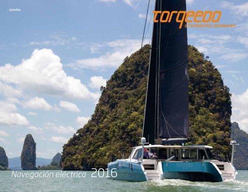Navegación eléctrica 2016