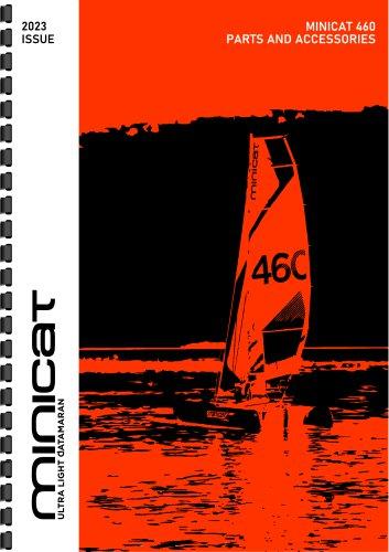 Spare Parts & Accessories Catalogue 460 – 2020