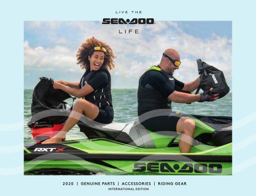 2020 SEA-DOO PARTS, ACCESSORIES & RIDING GEAR