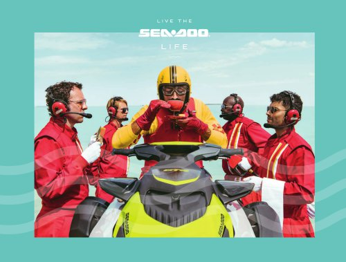 Sea-Doo Life