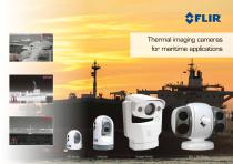 Thermal imaging cameras for maritime applications