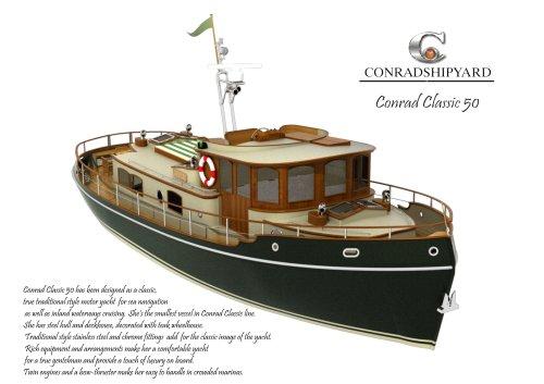 Conrad Classic 50