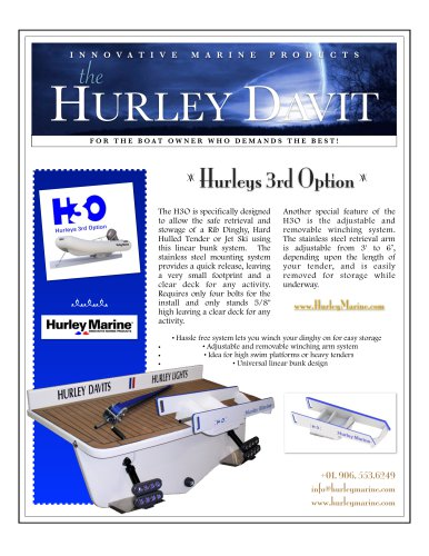 Hurleys 3rd Option