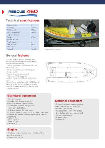 Rescue 460
