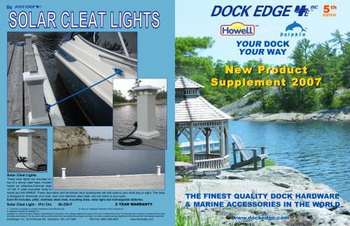 DockEdge 2007 Supplement