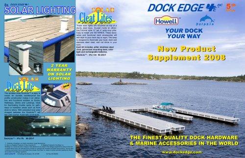DockEdge 2008 Supplement