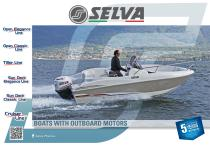 BOATS WITH OUTBOARD MOTORS