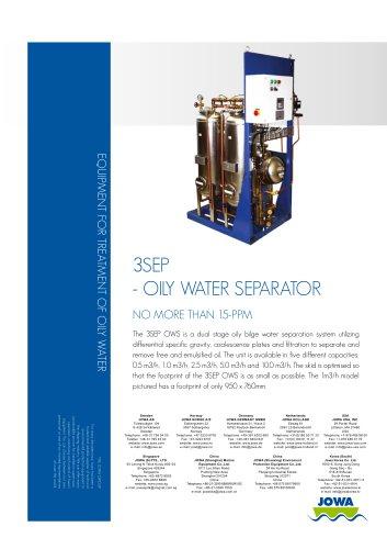 3SEP - Oily Water Separator