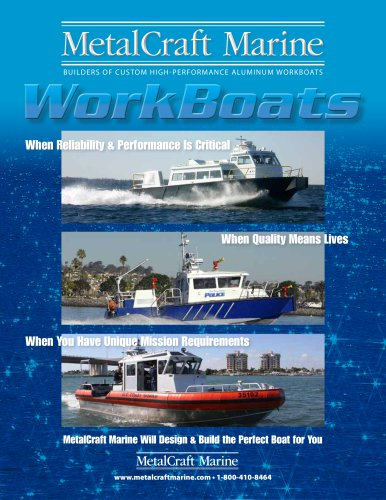 MetalCraft Workboats