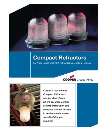 Compact refractor sell sheet