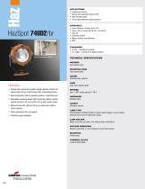 HazSpot 746D2/br