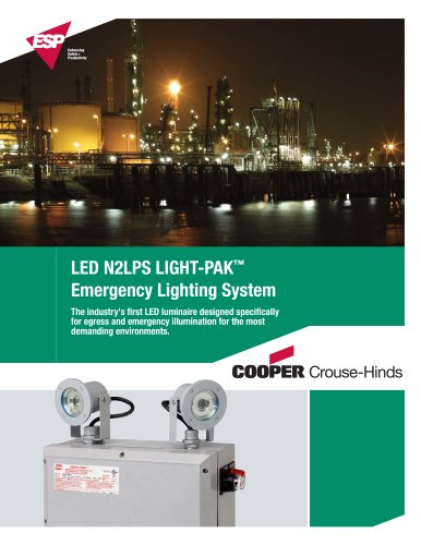 LED N2LPS Sell Sheet