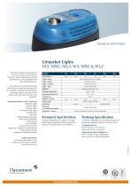 Lifejacket Lights M3, MR3, ML3, W3, WR3 & WL3