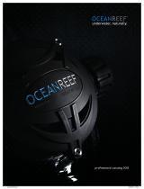 2016 OCEAN REEF Professional Line Catalog