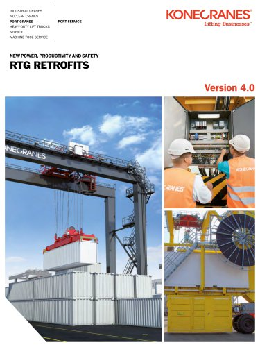 RTG RETROFITS