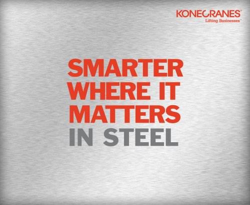 Steel industry offering