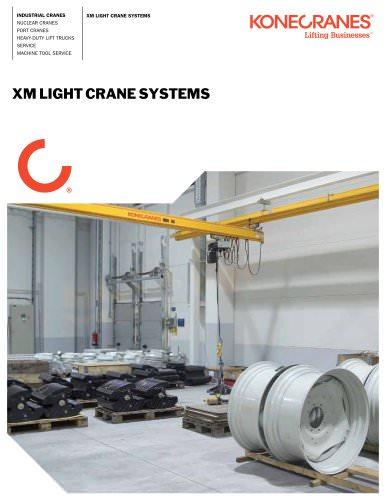 XM Light Crane Systems