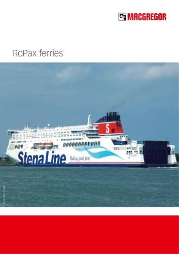 RoPax ferries