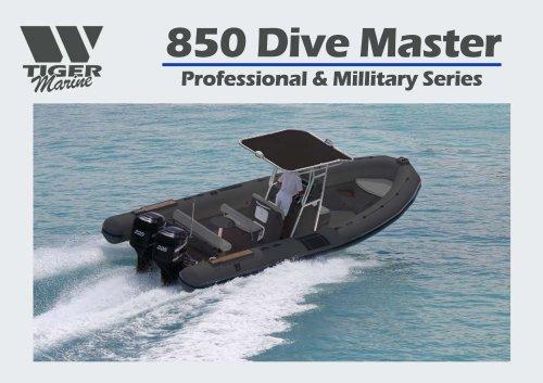 850 Dive Master
