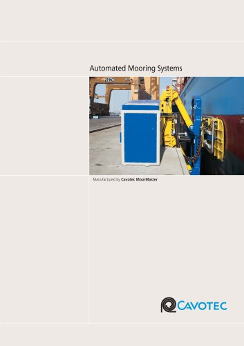 Automated Mooring Systems