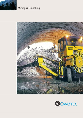 Mining & Tunnelling