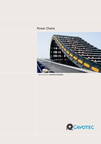 Product Catalogue - Power Chains