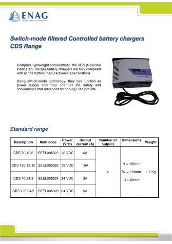 CDS range – 12/24V