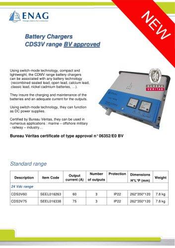 CDS3 range – 24V – BV
