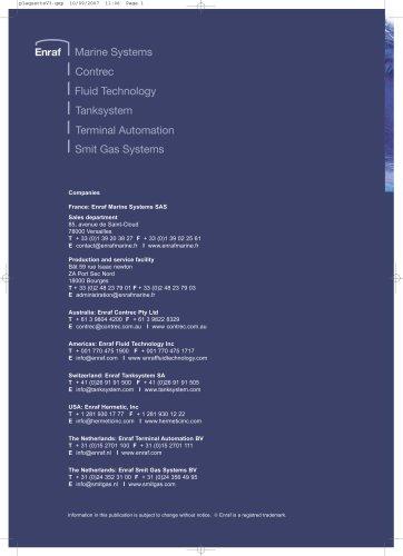 Enraf Marine Systems