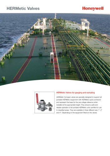 HERMetic Valves for Marine Applications
