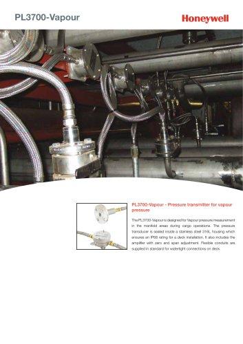 PL3700 Vapour Datasheet