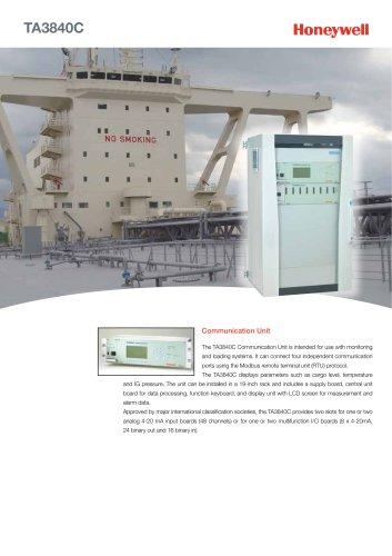 TA3840C Product Datasheet