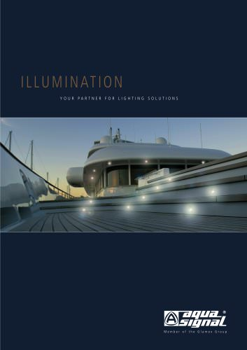 Mega Yachts: Illumination