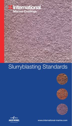 Slurryblasting Standards