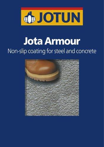 Jota Armour brochure