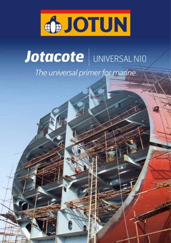 Jotacote Universal N10 brochure