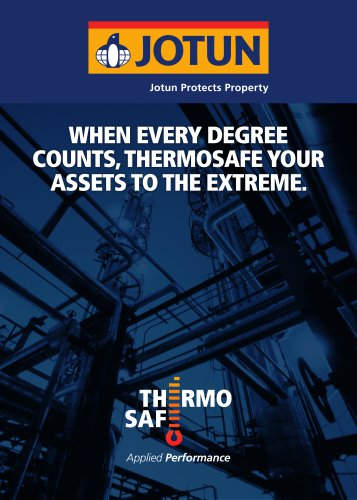 Jotun Thermosafe brochure