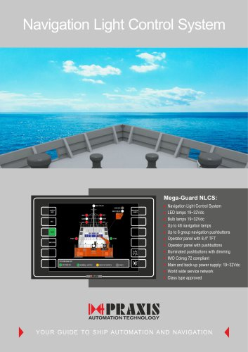 Navigation Light Control System