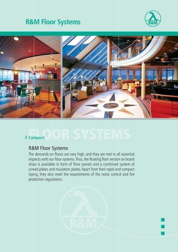 R&M Floor Systems