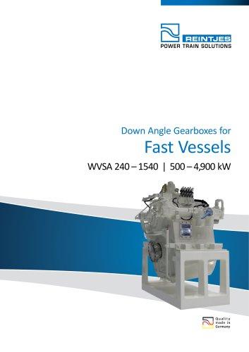 Fast Vessels WVSA 240 - 1540