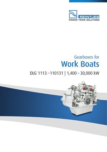 Work Boats DLG 1113 - 110131