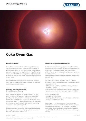 Coke Oven Gas