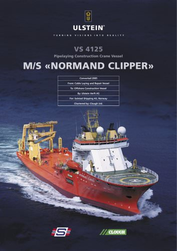 NORMAND CLIPPER